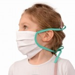WHOLESALE: BTN Protective cotton mask for children with reusable silver ions