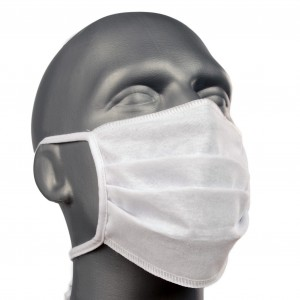 WHOLESALE: BT Cotton hygienic protective mask with reusable silver ions